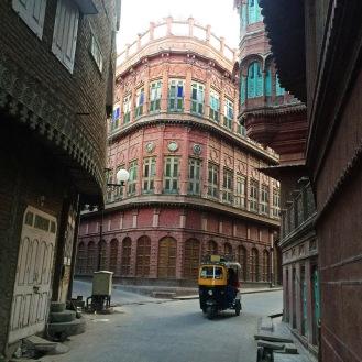 Ruas cheias de histórias em Bikaner