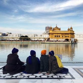 Golden Temple, o lugar mais sagrado para os sikhs