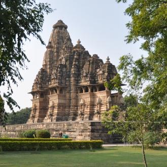 Templos que sobreviveram ao tempo e às conquistas muçulmanas, em Khajuraho