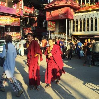 O lado budista da Índia