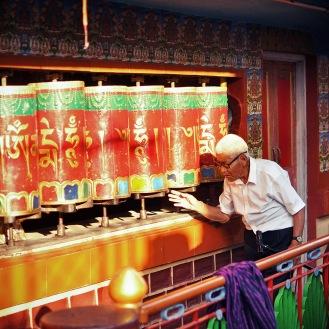 Um pedacinho do Tibete dentro da Índia